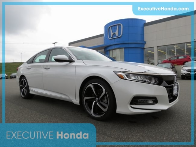 New 2018 Honda Accord Sport Sedan in Wallingford, CT