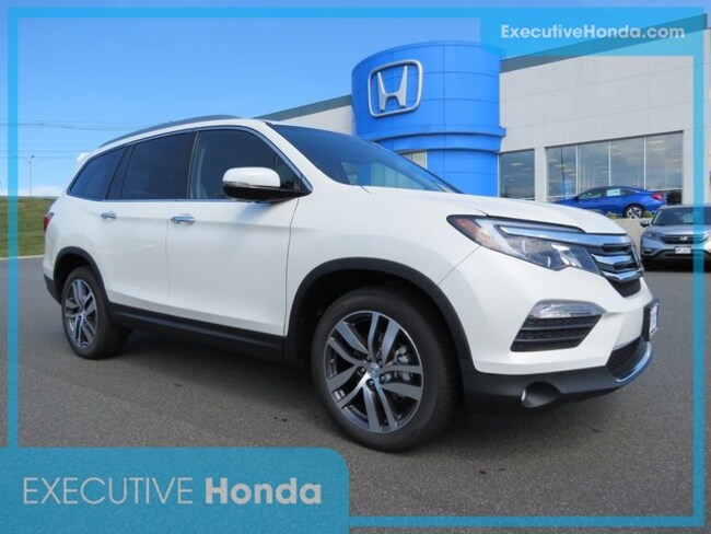 New 2018 Honda Pilot For Sale in Wallingford CT | Serving New Haven
