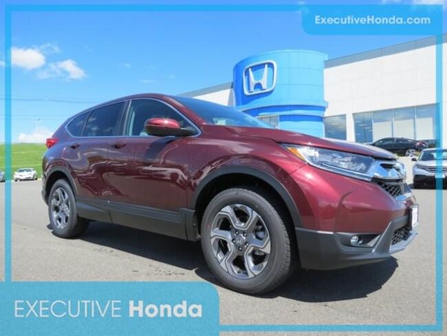 New 2018 Honda CR-V EX AWD SUV in Wallingford, CT