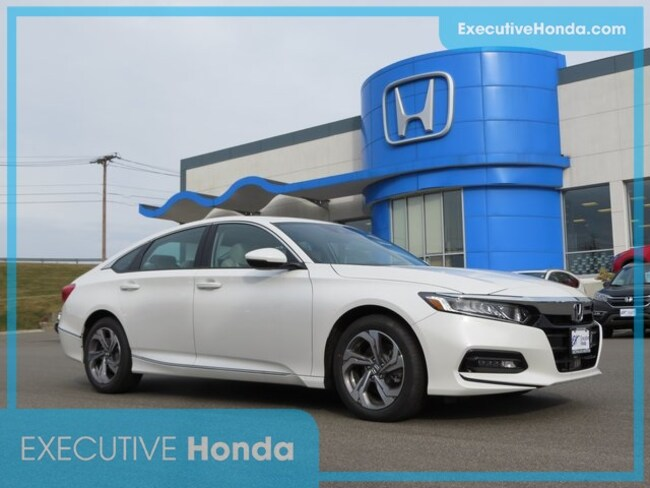 New 2018 Honda Accord For Sale in Wallingford CT | Serving New Haven