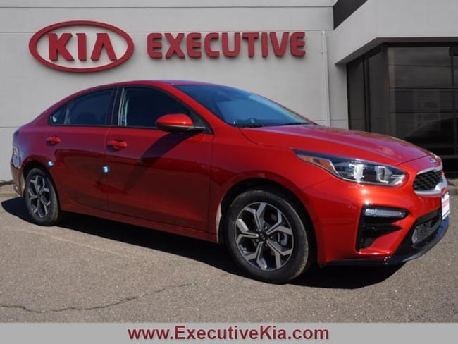 New 2019 Kia Forte LX Sedan in Wallingford