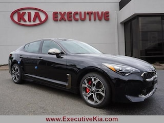2018 Kia Stinger GT Blackout Plus Edition Sedan