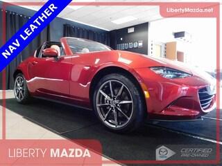 2018 Mazda Mazda MX-5 Miata RF Grand Touring Coupe