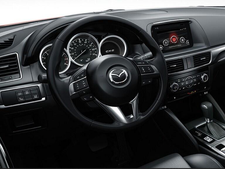 ... Mazda CX 5 Interior