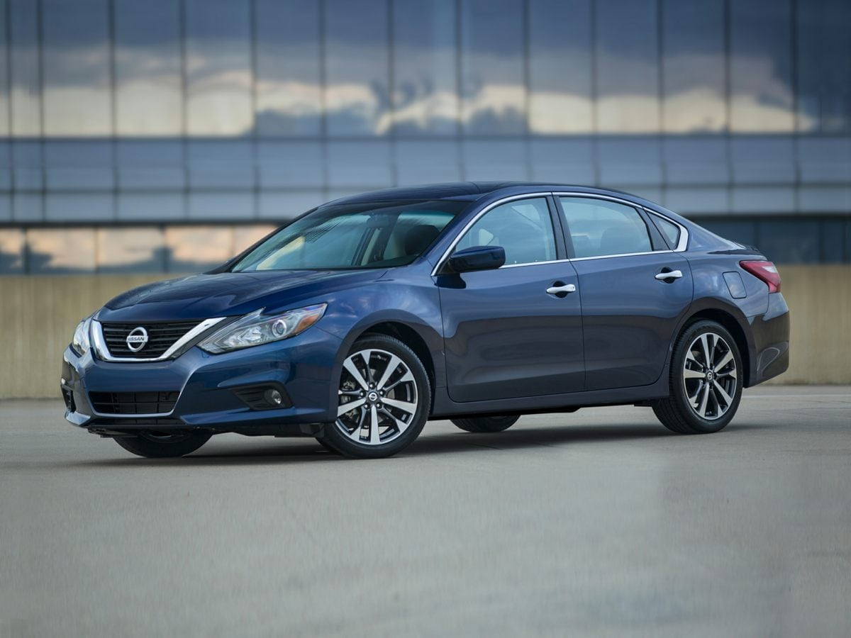 2018 Nissan Altima S FWD