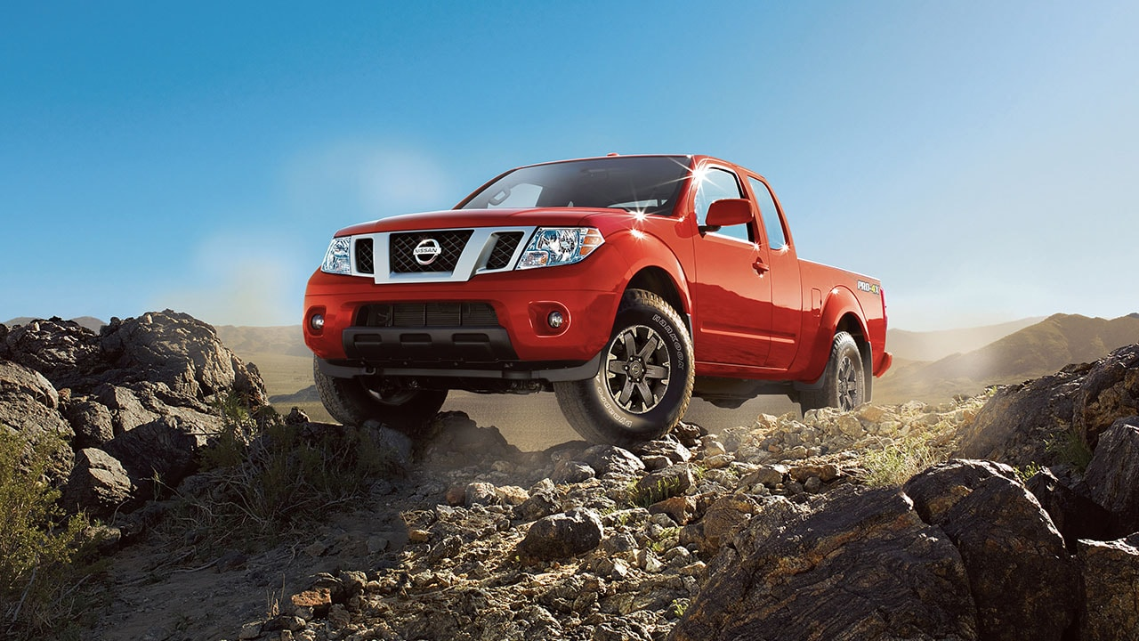 Shining The Spotlight On The 2017 Nissan Frontier. At Your Local North  Haven, CT Nissan Dealership ...