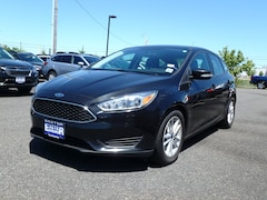 Used 2015 Ford Focus SE HATCH in Stratham, NH