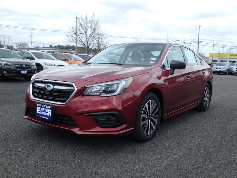 New 2019 Subaru Legacy 2.5i Sedan in Stratham, NH