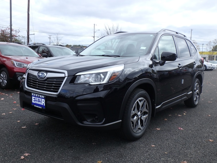 New 2019 Subaru Forester Premium SUV in Stratham, NH