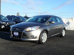 Used 2012 Ford Focus SEL HATCH in Stratham, NH