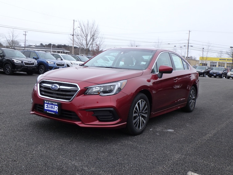 New 2019 Subaru Legacy 2.5i Premium Sedan in Stratham, NH