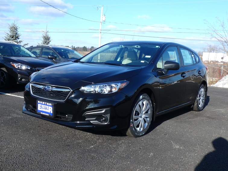 New 2019 Subaru Impreza 2.0i 5-door in Stratham, NH