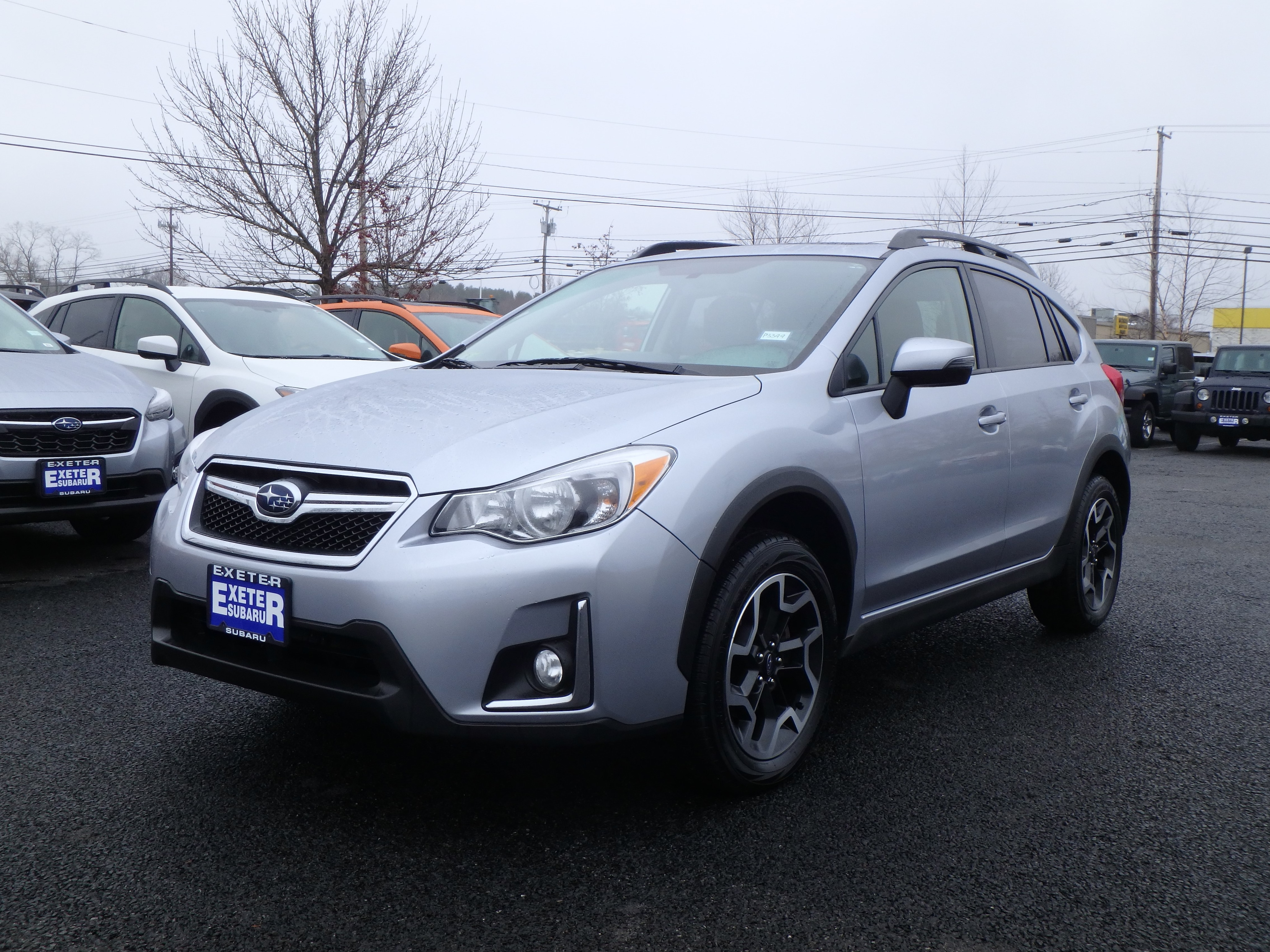 2016 Subaru Crosstrek Limited HATCH