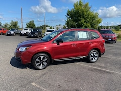 Used 2018 Subaru Forester 2.5i SUV in Stratham, NH