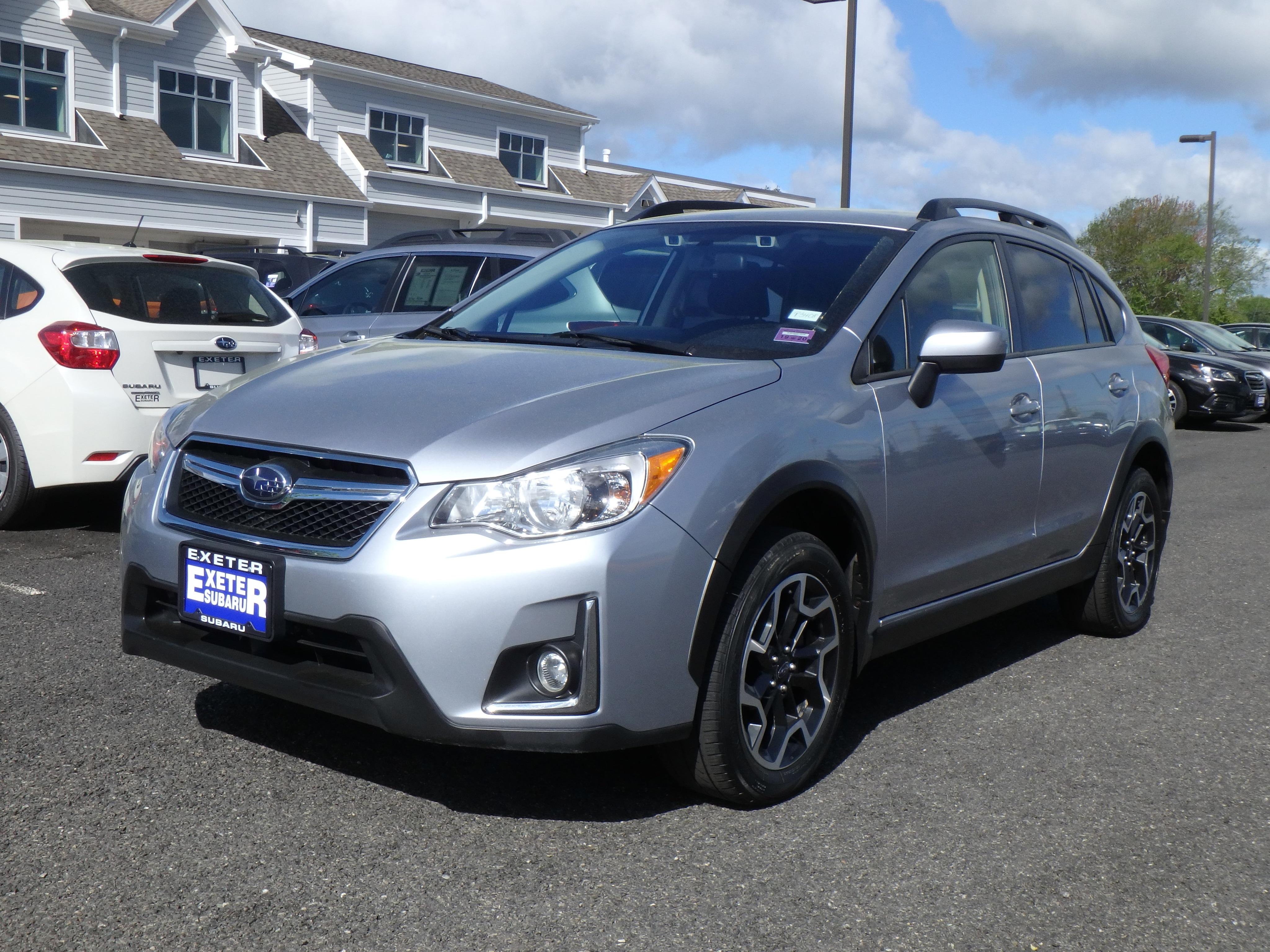 2016 Subaru Crosstrek Premium HATCH