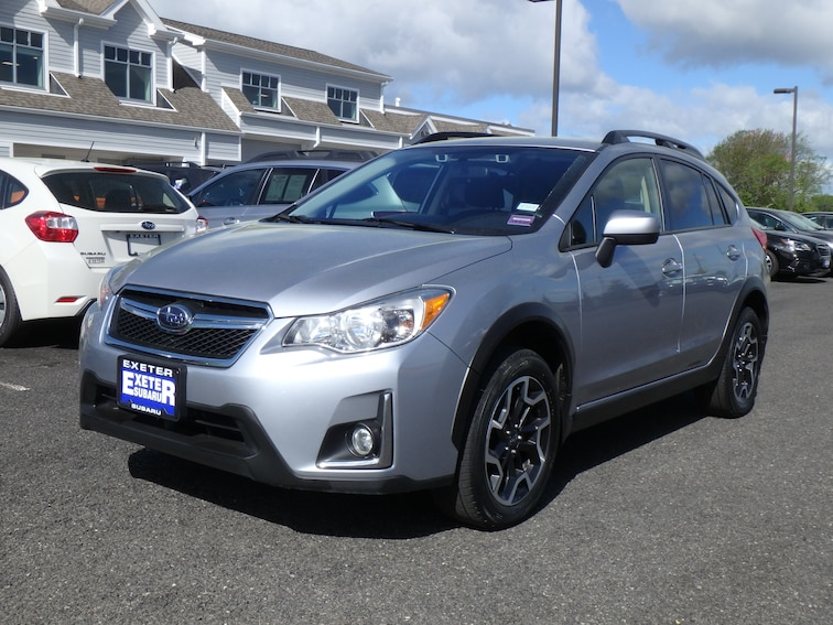 Used 2016 Subaru Crosstrek Premium HATCH in Stratham, NH