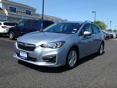 Certified 2018 Subaru Impreza Premium HATCH in Stratham, NH