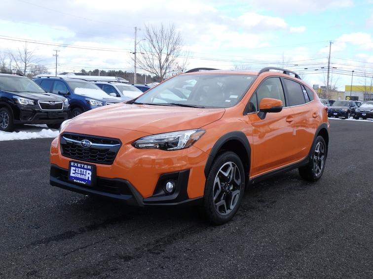 New 2019 Subaru Crosstrek 2.0i Limited SUV in Stratham, NH