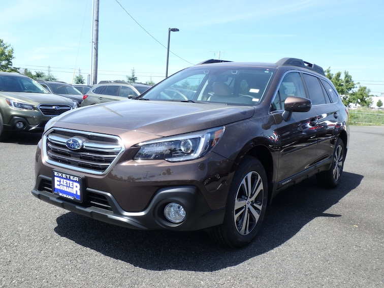 New 2019 Subaru Outback 2.5i Limited SUV in Stratham, NH
