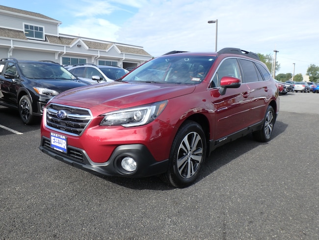 2018 Subaru Outback Limited STWAG