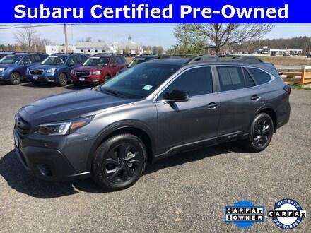 2020 Subaru Outback Onyx Edition XT SUV