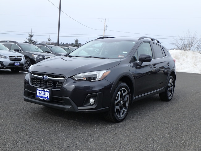 2018 Subaru Crosstrek Limited HATCH