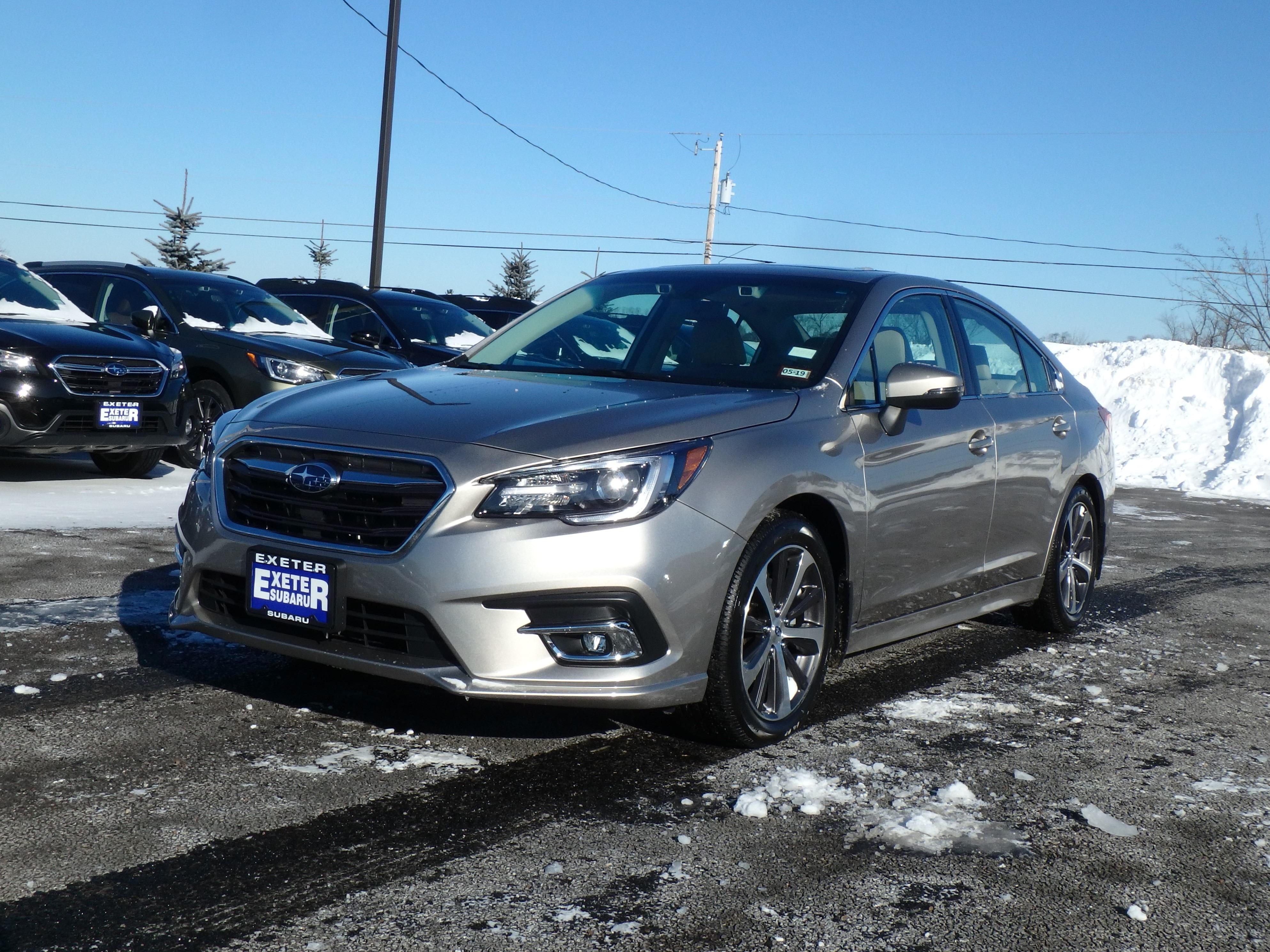 2019 Subaru Legacy Limited 4DSED