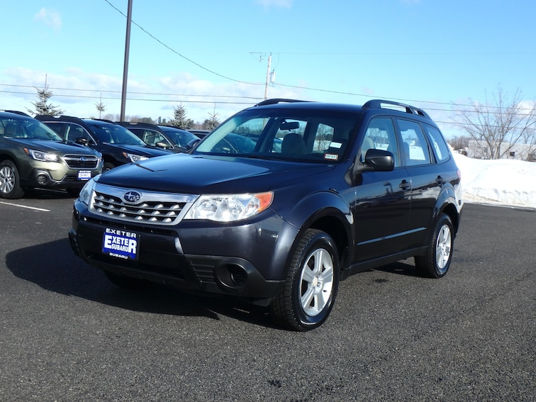 Used 2011 Subaru Forester 2.5X APURP in Stratham, NH