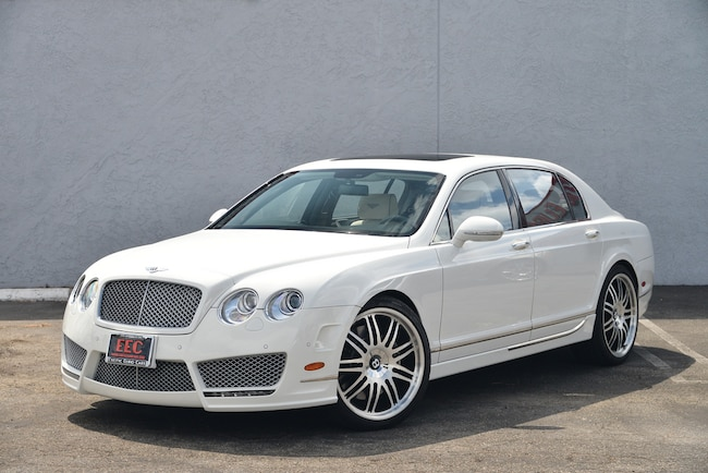 2013 Bentley Continental Flying Spur Speed Sedan