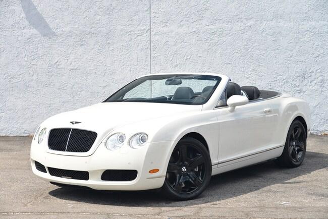 2007 Bentley Continental GTC Base Convertible