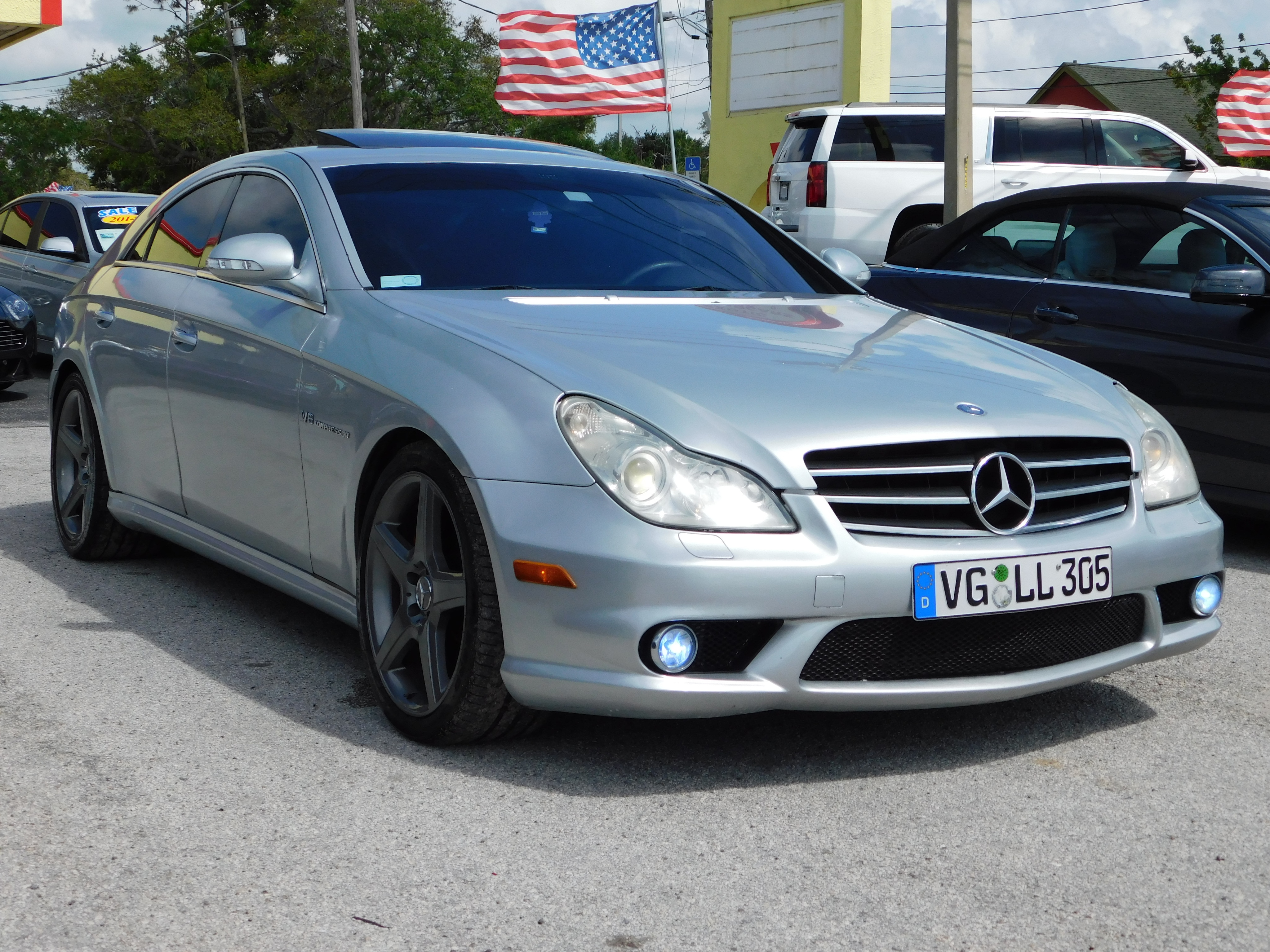 2006 Mercedes Benz CLS Class CLS 55 AMG Used Cars In Tarpon Springs, FL  34689