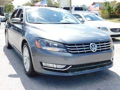 2013 Volkswagen Passat 2.5L SEL Sedan