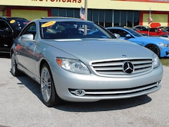 2010 Mercedes-Benz CL-Class CL550 4MATIC Coupe