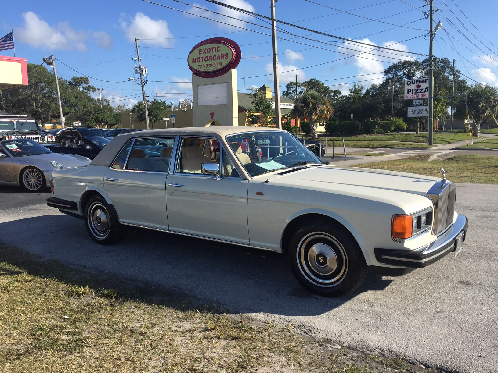 1981 Rolls-Royce Silver Spur Sedan