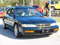 1996 Honda Accord EX 2.7L Sedan