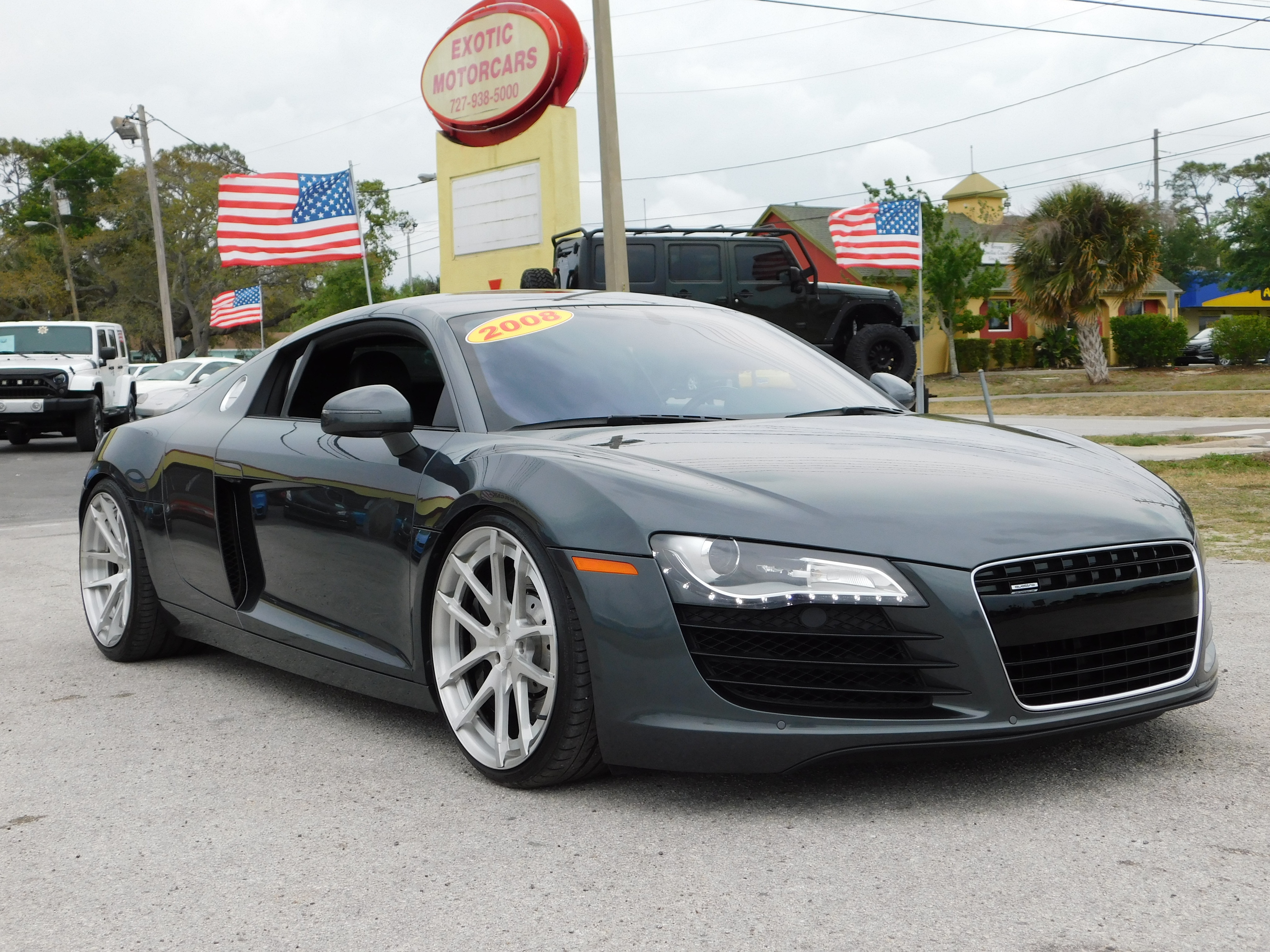 Used 2008 Audi R8 For Sale
