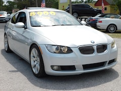 2007 BMW 328i LEATHER, SUNROOF, SPORTY! Coupe