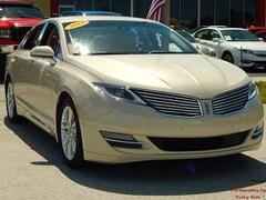 2014 Lincoln MKZ Hybrid Sedan