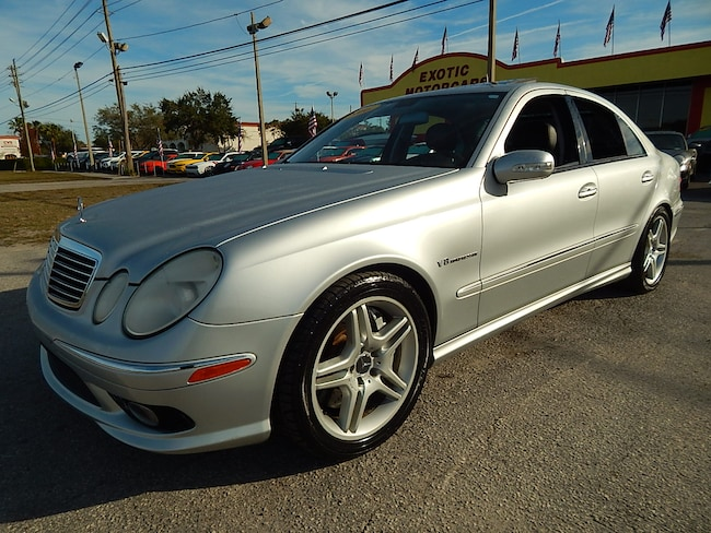 Used 2006 Mercedes-Benz E-Class For Sale | Tarpon Springs FL