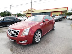 2013 CADILLAC CTS Premium Coupe