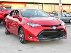 2017 Toyota Corolla LE Premium Sedan