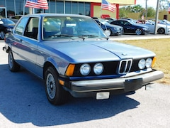 1981 BMW 320i Coupe