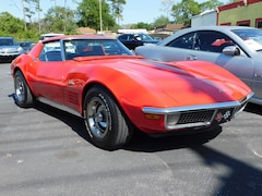 1970 Chevrolet Corvette Stingray T-Top