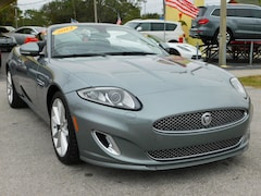2014 Jaguar XK Touring Convertible