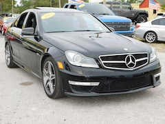 2013 Mercedes-Benz C 63 AMG P31 AMG Development PKG! Sedan