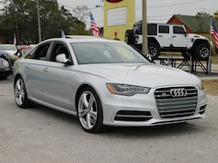 2013 Audi S6 Quattro (AWD) PRESTIGE*ONE OWNER FL CAR* Sedan