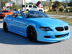 2007 BMW M6 Widebody Convertible