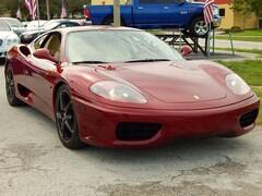 2000 Ferrari 360 Modena Berlinetta F1 Coupe