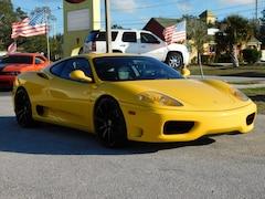 2002 Ferrari 360 Modena Berlinetta Coupe
