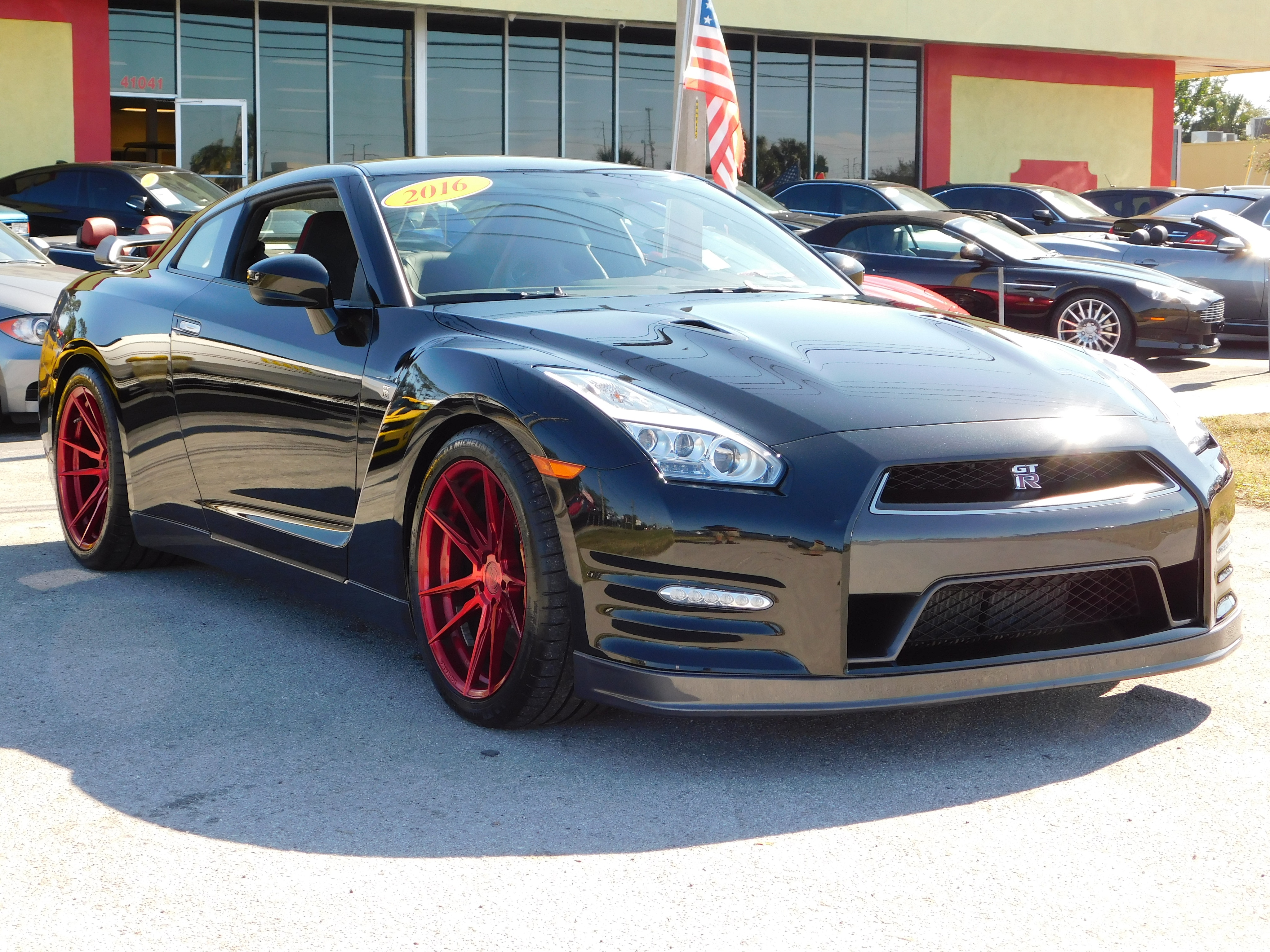 2016 Nissan GT-R 800+ DYNO AWHP!! Coupe